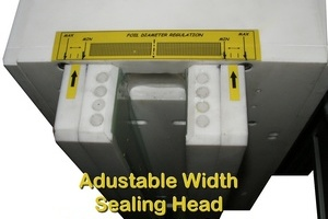 MeRo 2KW Air Cooled Induction Sealer