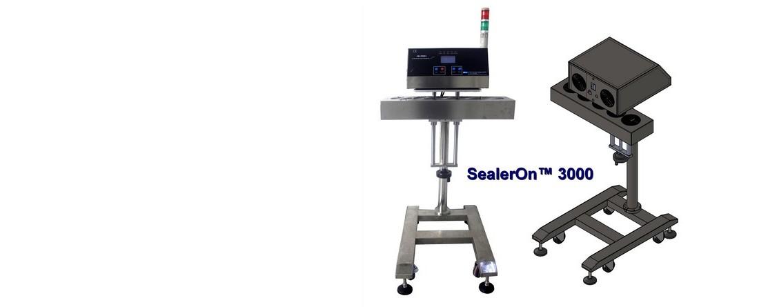 SealerOn3000 Induction Machine