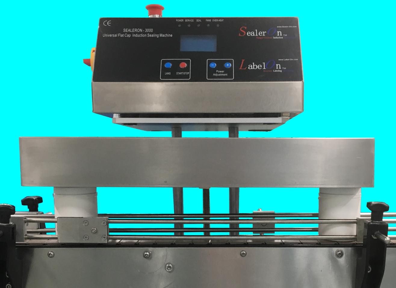 SealerOn3000 Induction Sealing Machine