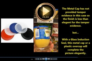 Making Re-Purposed Glass Packaging Possible with Induction Sealing and SealerOn™