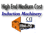 Mero High End Induction Machine